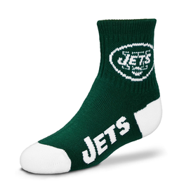 FOR BARE FEET New York Jets Youth Team Socks