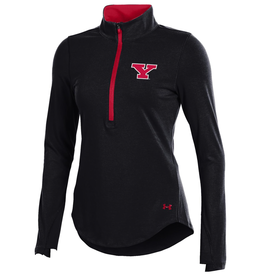 Youngstown State Charged Cotton 1/2 Zip Top