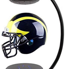 HOVER HELMETS Michigan Wolverines Collectible Levitating Hover Helmet