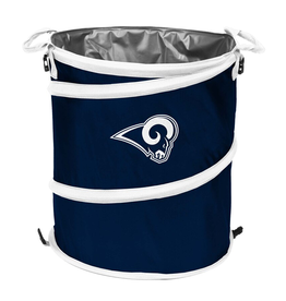 Los Angeles Rams Canvas Laundry Basket