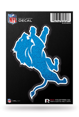 RICO INDUSTRIES Detriot Lions Die Cut Bling Decal