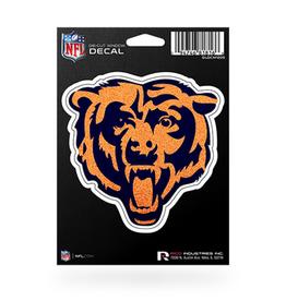 RICO INDUSTRIES Chicago Bears Die Cut Bling Decal