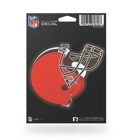 RICO INDUSTRIES Cleveland Browns Die Cut Bling Decal