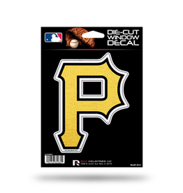 RICO INDUSTRIES Pittsburgh Pirates Die Cut Bling Decal