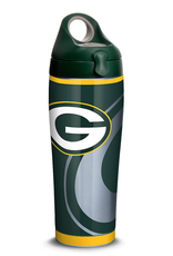 TERVIS Green Bay Packers 24oz TERVIS Rush Stainless Steel Water Bottle