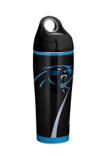 TERVIS Carolina Panthers 24oz TERVIS Rush Stainless Steel Water Bottle