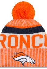 Denver Broncos NFL 2017 OnField Sport Knit