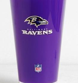 Baltimore Ravens Insulated 20oz Acrylic Tumbler