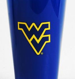 West Virginia Mountaineers Insulated 20oz Acrylic Tumbler