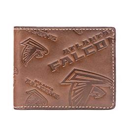 Atlanta Falcons Jack Mason Sideline Traveler Embossed Bi-Fold Wallet