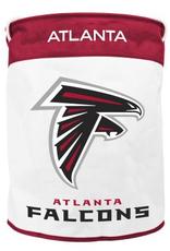 Atlanta Falcons Canvas Laundry Basket