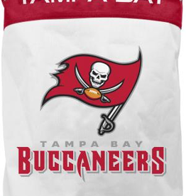 Tampa Bay Buccaneers Canvas Laundry Basket
