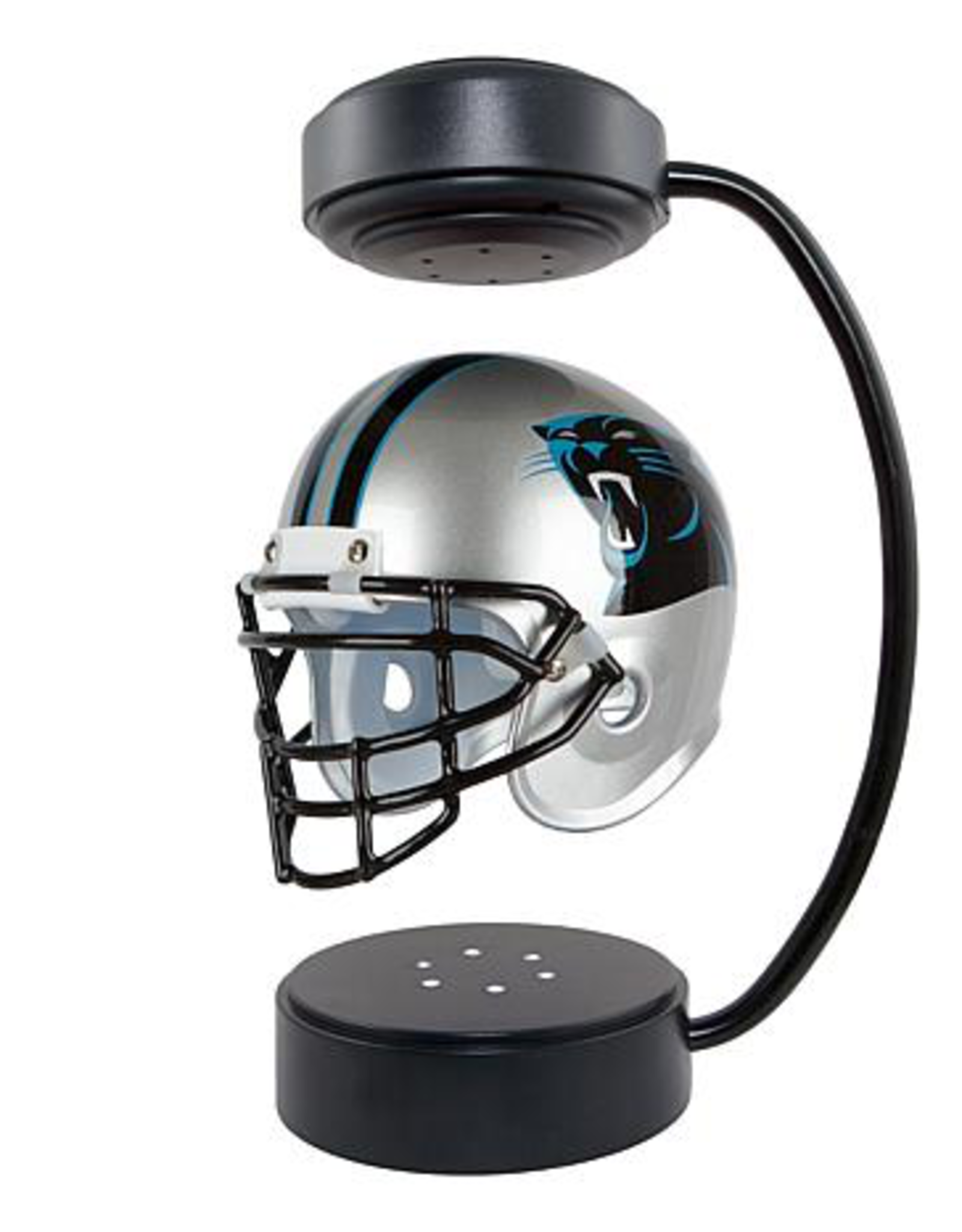 HOVER HELMETS Carolina Panthers Collectible Levitating Hover Helmet