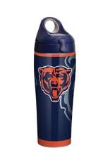 TERVIS Chicago Bears 24oz TERVIS Rush Stainless Steel Water Bottle