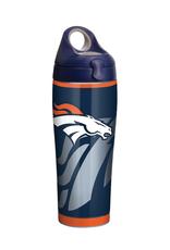 TERVIS Denver Broncos 24oz TERVIS Rush Stainless Steel Water Bottle