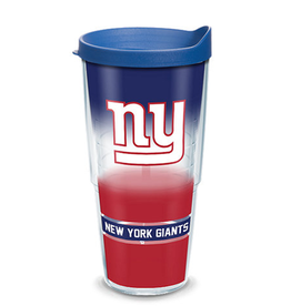 TERVIS New York Giants 24oz Tervis Fusion Wrap Tumbler