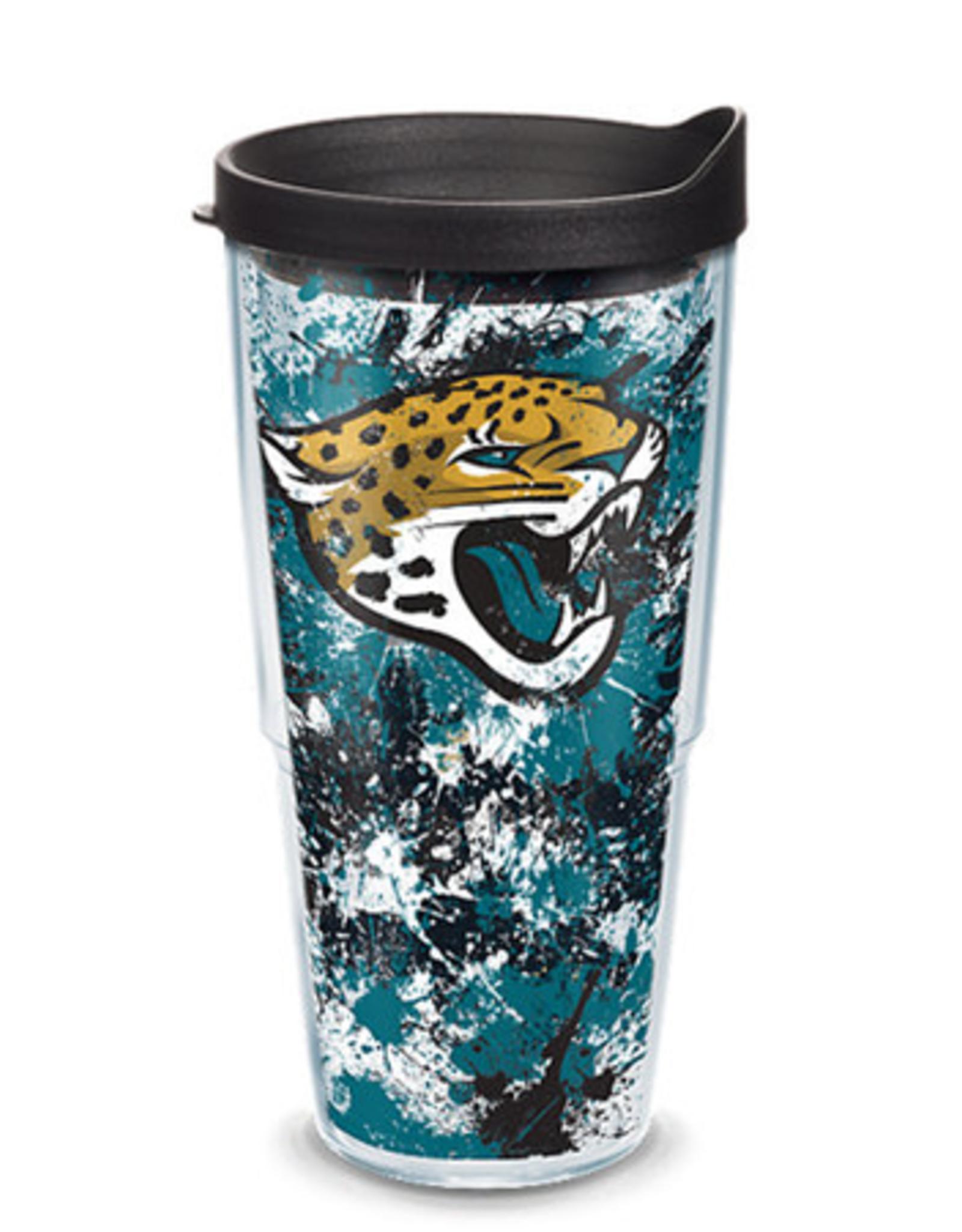TERVIS Jacksonville Jaguars 24oz Tervis Splatter Tumbler