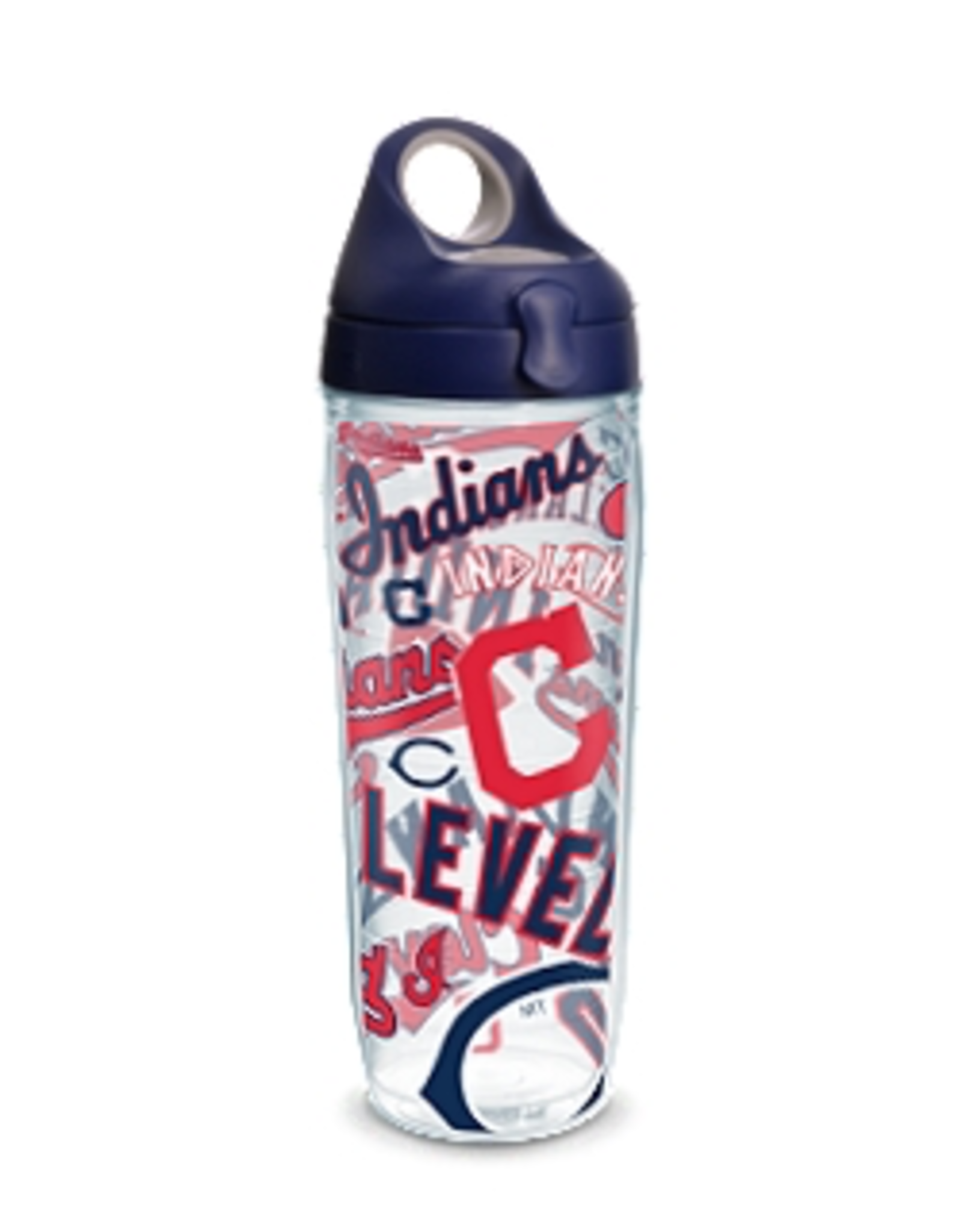 TERVIS Cleveland Indians Tervis All Over Print Sport Bottle