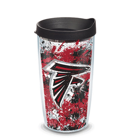 TERVIS Atlanta Falcons 16oz Tervis Splatter Tumbler