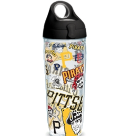 TERVIS Pittsburgh Pirates Tervis All Over Print Sport Bottle