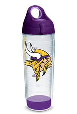 TERVIS Minnesota Vikings 24oz. Sport Bottle with Team Color Lid