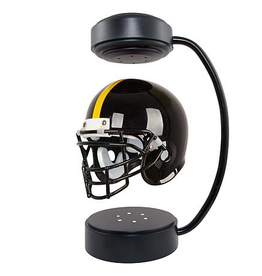 HOVER HELMETS Pittsburgh Steelers Collectible Levitating Hover Helmet