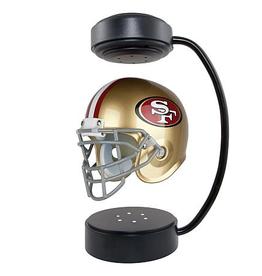 HOVER HELMETS San Francisco 49ers Collectible Levitating Hover Helmet