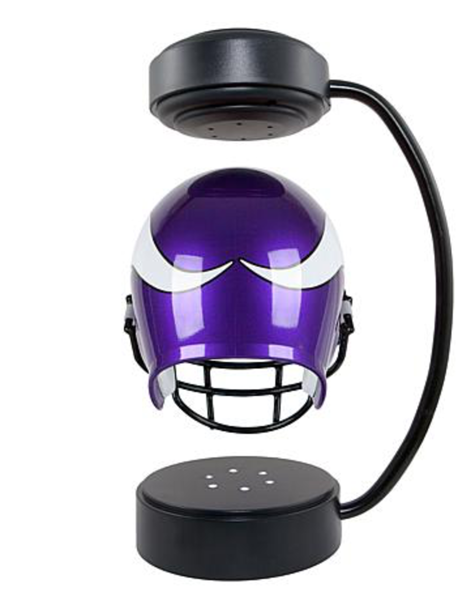 HOVER HELMETS Minnesota Vikings Collectible Levitating Hover Helmet