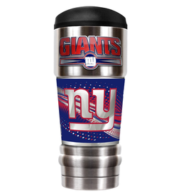 GREAT AMERICAN PRODUCTS New York Giants 18oz The MVP Stainless Tumbler