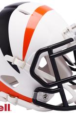 RIDDELL Cincinnati Bengals Riddell AMP Alternate Mini Speed Helmet