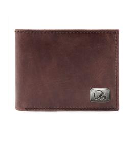 Cleveland Browns Jack Mason Legacy Traveler Bi-Fold Wallet