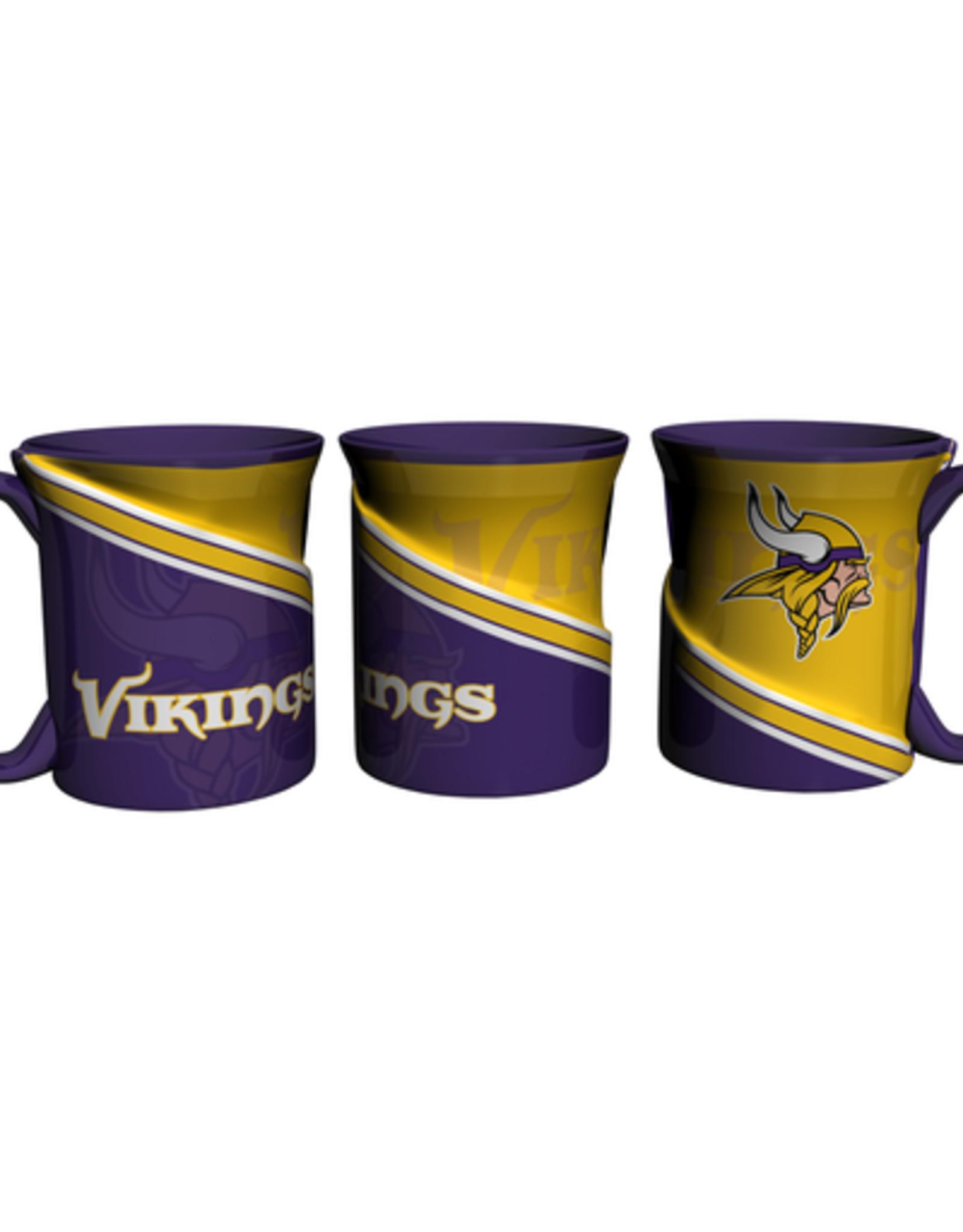 BOELTER Minnesota Vikings 18oz Twist Mug