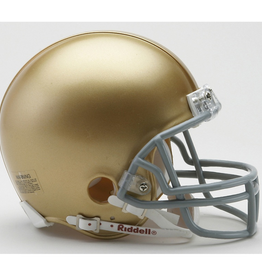 RIDDELL Notre Dame Fighting Irish Mini Speed Helmet