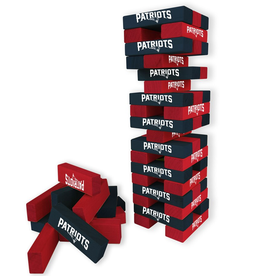WILD SPORTS New England Patriots Table Top Stackers