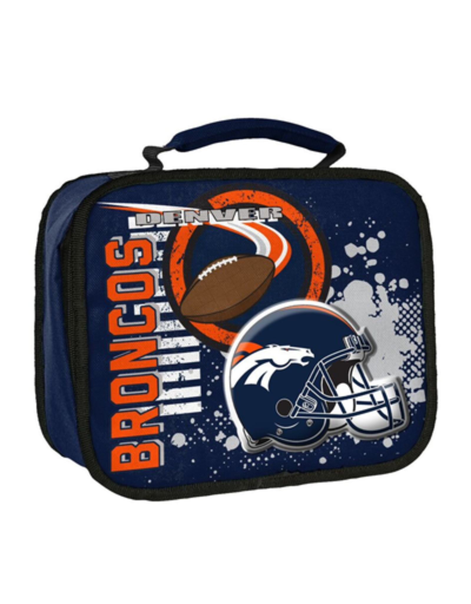 Denver Broncos Accelorator Lunch Cooler