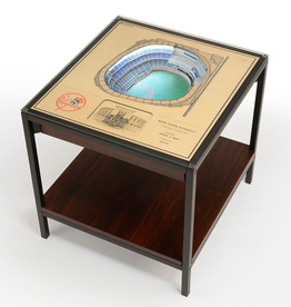 YOU THE FAN New York Yankees LED Lighted Stadium View End Table