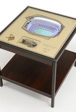 Minnesota Vikings LED Lighted Stadium View End Table