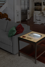 YOU THE FAN Chicago Bears LED Lighted Stadium View End Table