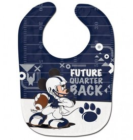 WINCRAFT Penn State Nittany Lions Disney Mickey Mouse Baby Bib