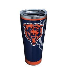 Chicago Bears TERVIS 30oz Stainless Steel Rush Tumbler