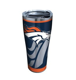 Denver Broncos TERVIS 30oz Stainless Steel Rush Tumbler