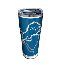 Detriot Lions TERVIS 30oz Stainless Steel Rush Tumbler