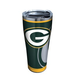 Green Bay Packers TERVIS 30oz Stainless Steel Rush Tumbler