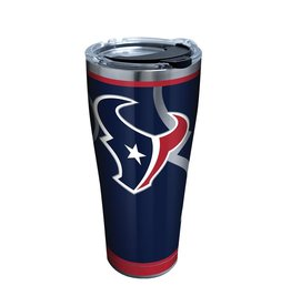 Houston Texans TERVIS 30oz Stainless Steel Rush Tumbler
