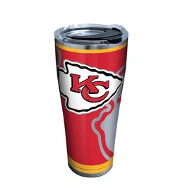 Kansas City Chiefs TERVIS 30oz Stainless Steel Rush Tumbler