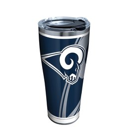 Los Angles Rams TERVIS 30oz Stainless Steel Rush Tumbler