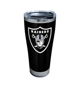 Oakland Raiders TERVIS 30oz Stainless Steel Rush Tumbler