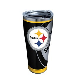 Pittsburgh Steelers TERVIS 30oz Stainless Steel Rush Tumbler