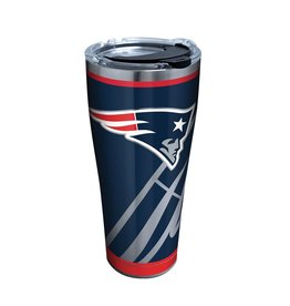 New England Patriots TERVIS 30oz Stainless Steel Rush Tumbler