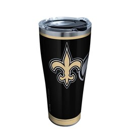 New Orleans Saints TERVIS 30oz Stainless Steel Rush Tumbler